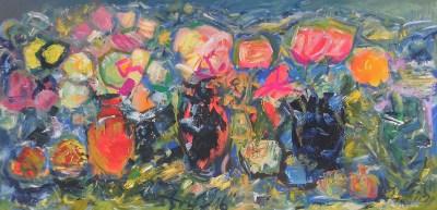 Bukiety - ja oraz Picasso, 2016