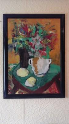 kwiaty i cytryny