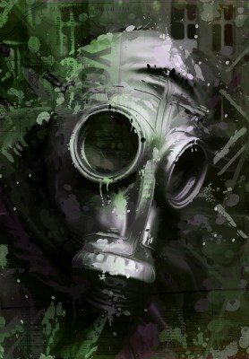 WKG Gas Mask