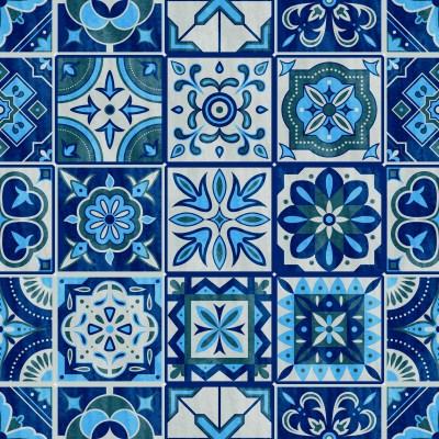 Płytka azulejos na ścianę