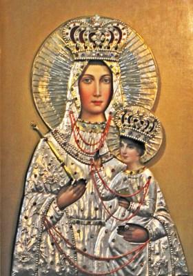 Obraz Matki Bożej Różanostockiej