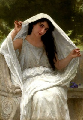 William Adolphe Bouguereau – Welon – reprodukcja