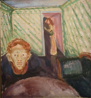 Edvard Munch, Zazdrość 2
