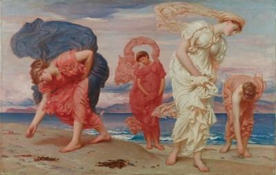 Młode Greczynki, Frederic Leighton