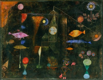 Paul Klee, Magiczne ryby