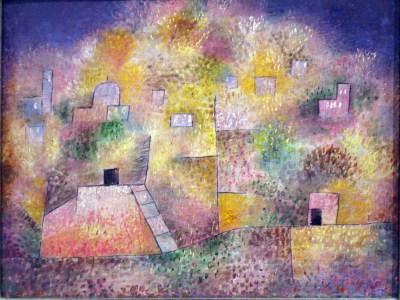 Paul Klee, Park orientalny