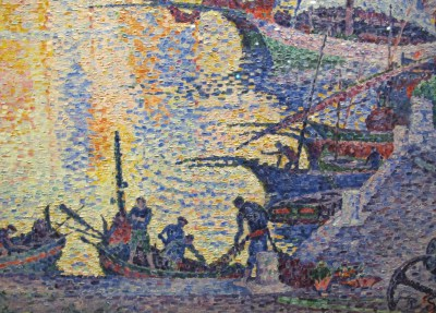 Signac, Saint-Tropez, port