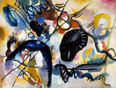 Wassyli Kandinsky, Czarna plama