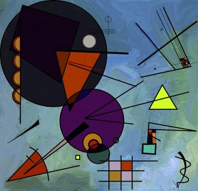 Wassily Kandinsky, Figury geometryczne