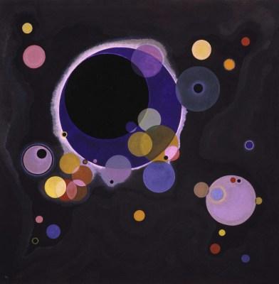 Wassyli Kandinsky, Koła