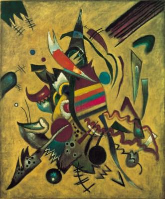 Wassily Kandinsky, Punkty